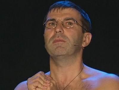 Режиссёр: евгений гришковец