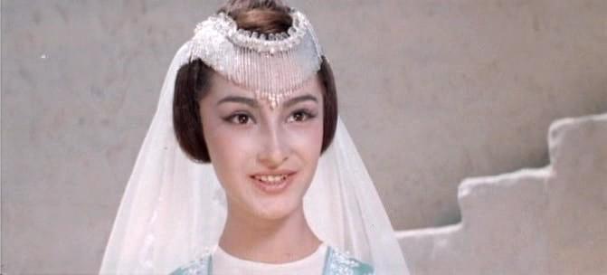 Кадр из фильма волшебная лампа