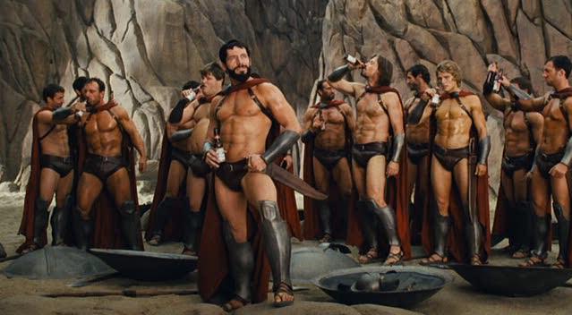 К фильму знакомства со спартанцами играть игру знакомства с девушкой