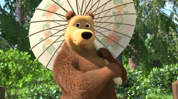 Песня из мультика маша и медведь хит сезона скачать