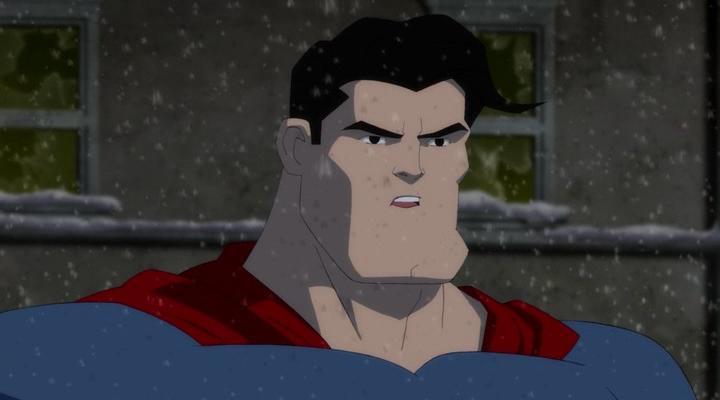 Бэтмен: возвращение темного рыцаря. Часть 1 (2012) скачать торрент.